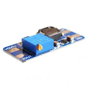 Circuit boost de tension 2V-28V MT3608